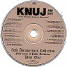 KNUJ's 50th Anniversary Collection Disc 1 Image